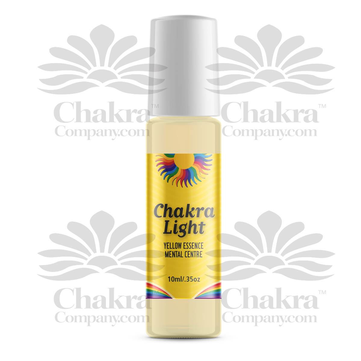 Yellow Chakra Light Essence