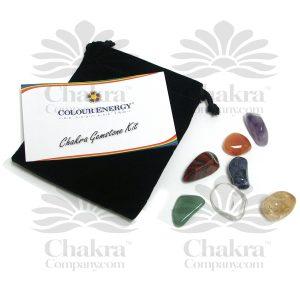 Chakra Gemstone Bag