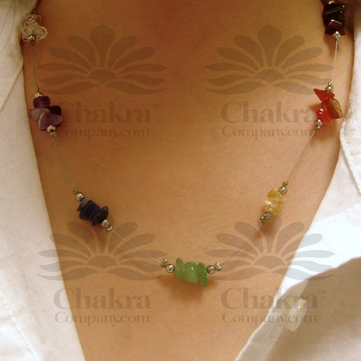 Chip Stone Necklace