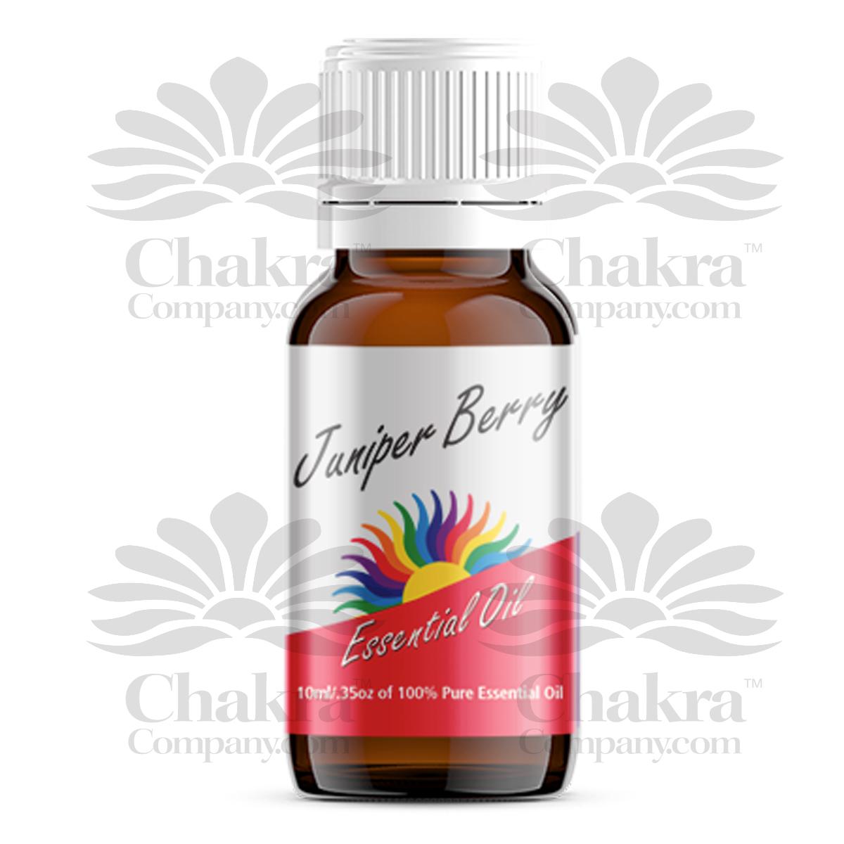 Juniper Berry Root Chakra Oil