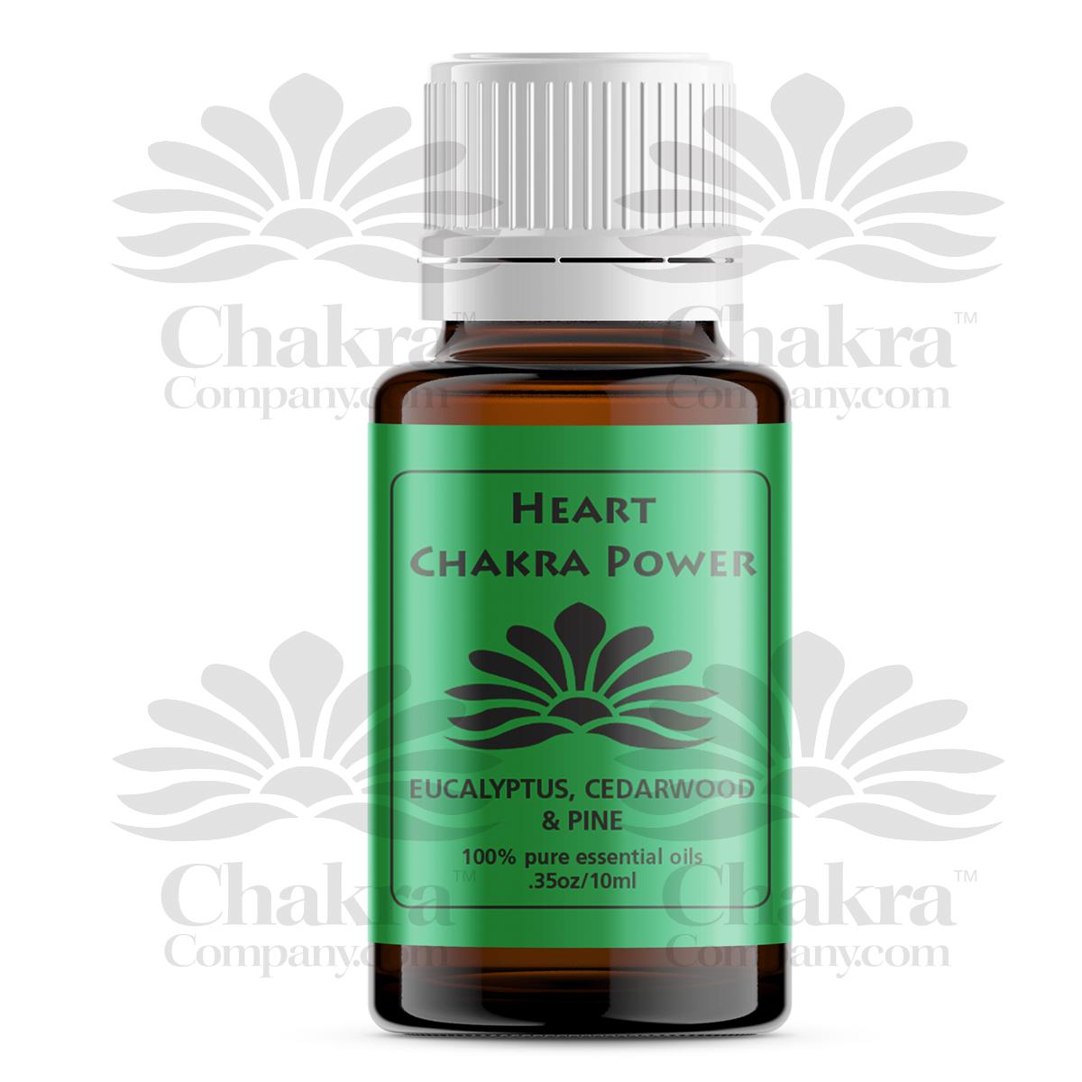 Heart Chakra Power