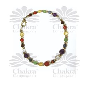Round Stone Bracelet