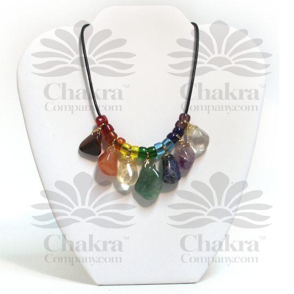 Tumbled Stone Necklace