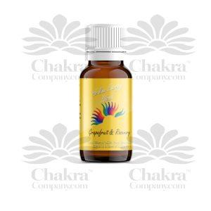 Yellow Chakra Blend