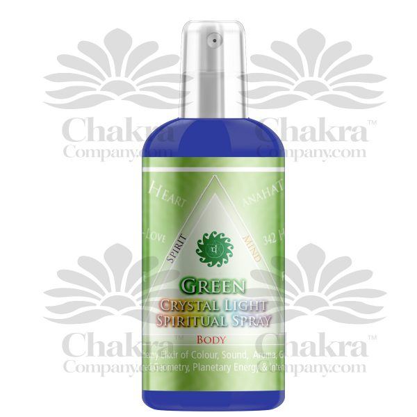 Green Spiritual Spray