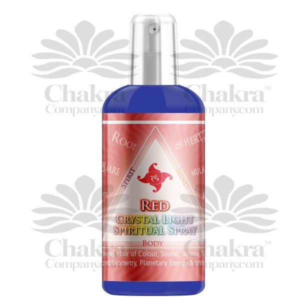 Red Spiritual Spray