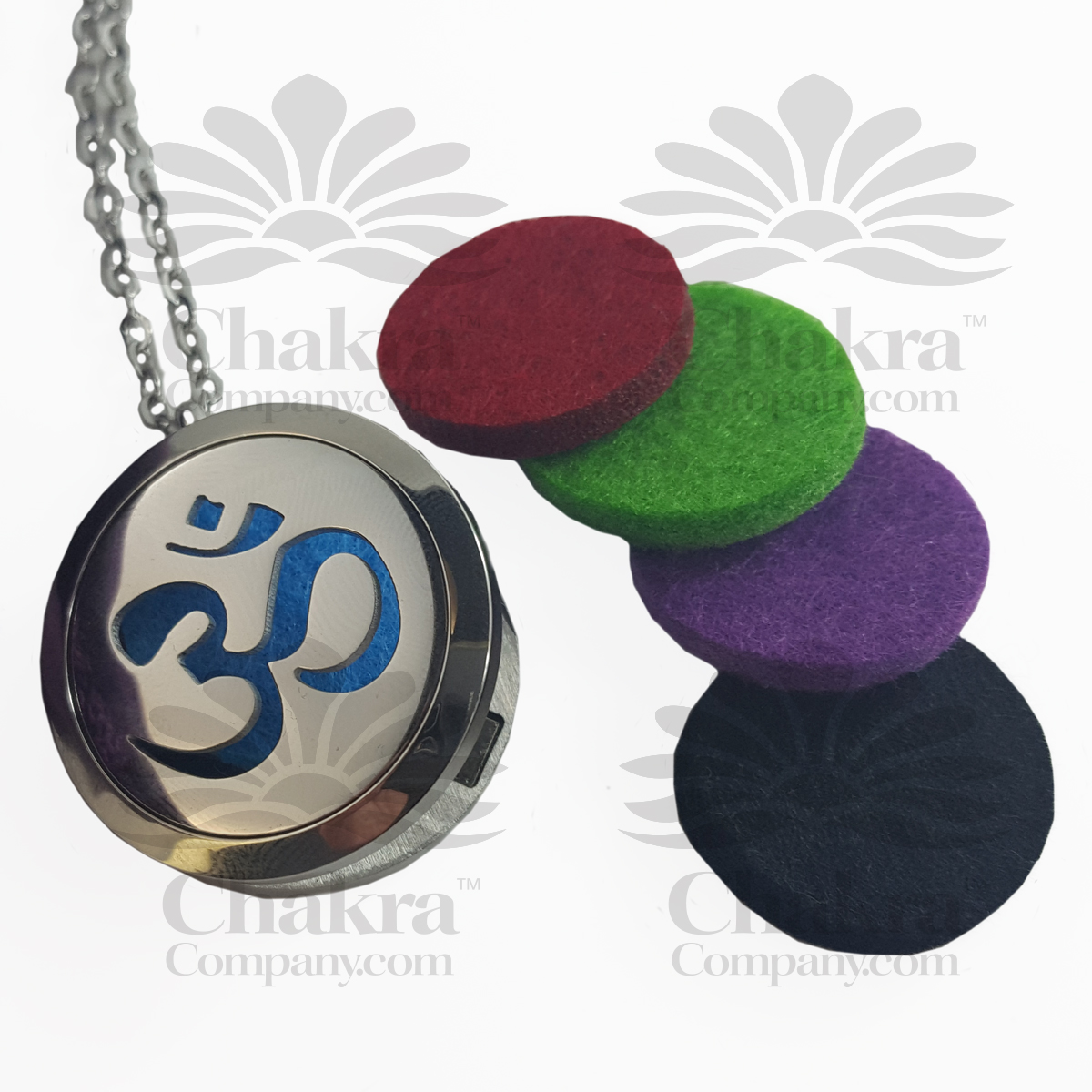 Om Aromatherapy Pendant