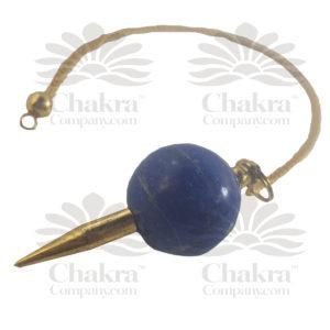 Blue Drop Pendulum